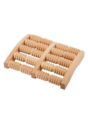 Массажеры для ног зубчатый Тимбэ Продакшен. Цвет: бежевый