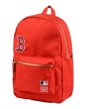 Рюкзаки и сумки на пояс HERSCHEL SUPPLY CO.. Цвет: красный