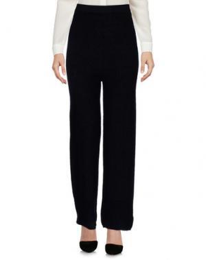 Повседневные брюки YPNO. Цвет: черный