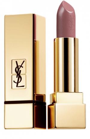 Губная помада Rouge Pur Couture №11 YSL. Цвет: бесцветный