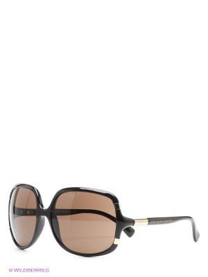 Солнцезащитные очки United Colors of Benetton. Цвет: темно-коричневый