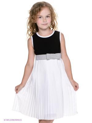Платье Elsy. Цвет: белый, черный