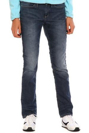 Брюки джинсовые Timberland. Цвет: синий