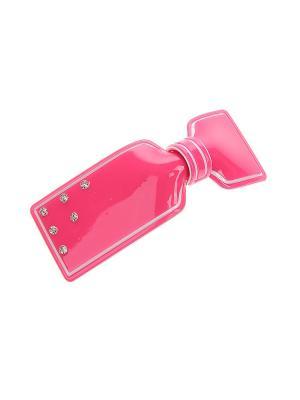 Заколка Olere. Цвет: розовый, белый
