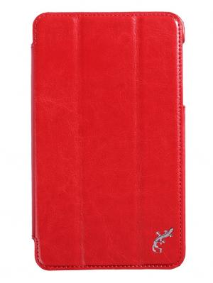 Чехол G-case Slim Premium для Samsung Galaxy Tab 4 7.0. Цвет: красный