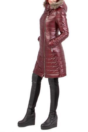 Куртка JUNONA. Цвет: vinous