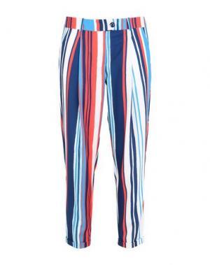 Повседневные брюки GIORGIO GRATI. Цвет: бирюзовый