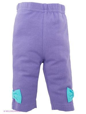 Леггинсы Luvable Friends. Цвет: фиолетовый, бирюзовый