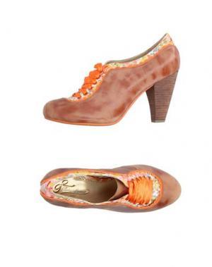 Обувь на шнурках POETIC LICENCE. Цвет: коричневый