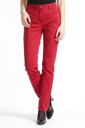 Pants PPEP. Цвет: red