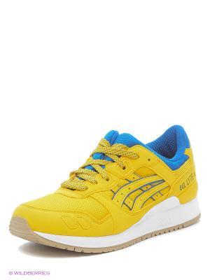 Спортивная обувь GEL-LYTE III ASICSTIGER. Цвет: желтый, синий