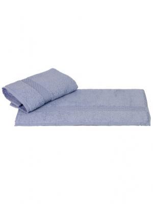 Махровое полотенце 50x90 FIRUZE серое,100% хлопок HOBBY HOME COLLECTION. Цвет: серый