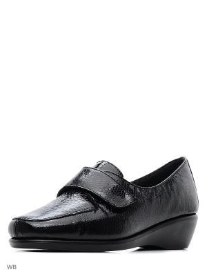 Туфли Goergo. Цвет: черный