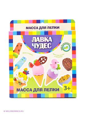 Набор для лепки Мороженое Лавка Чудес. Цвет: желтый