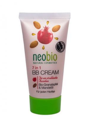 Neobio 7 в 1 ВВ - крем. Цвет: светло-бежевый