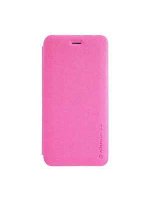 Apple iPhone 6/6S Plus Nillkin Sparkle leather case. Цвет: красный