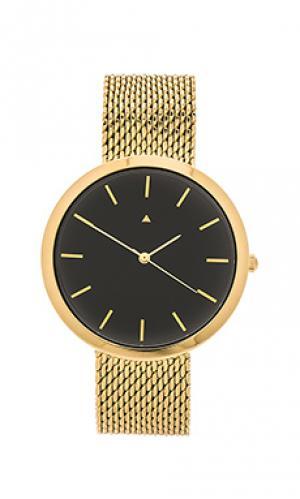 Часы archibald watch I Love Ugly. Цвет: металлический золотой