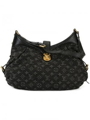 Сумка-тоут с монограммным узором Louis Vuitton Vintage. Цвет: чёрный