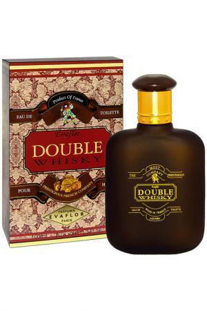 Туалетная вода Double Whisky PARFUMS EVAFLOR. Цвет: none