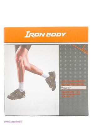 Футы тренировочные 0617WC-60 Iron Body. Цвет: черный