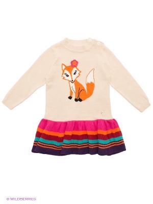 Платье Sweet Berry. Цвет: бежевый, фуксия, бирюзовый, рыжий, фиолетовый