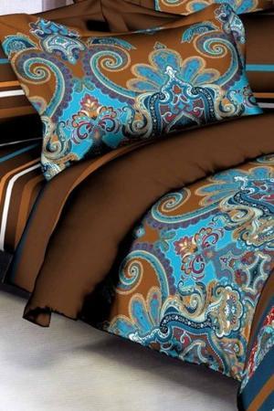Постельное белье 1,5 сп. 70x70 Французский стиль. Цвет: мультицвет