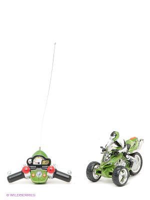 Трицикл TOYSTATE. Цвет: зеленый
