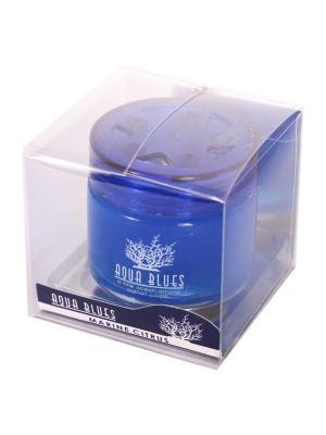Ароматизатор на панель банка Aqua Blues Морской цитрусовый AZARD. Цвет: синий