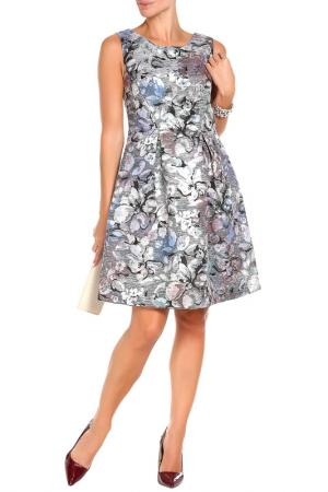Платье BGN. Цвет: мультицвет