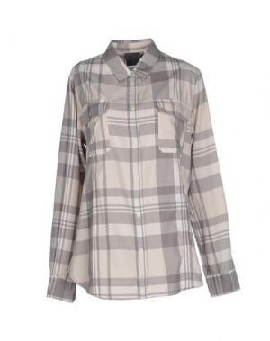 Pубашка LOT 78. Цвет: серый