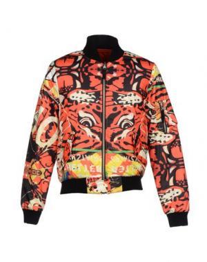 Куртка FIFTEEN AND HALF. Цвет: ржаво-коричневый
