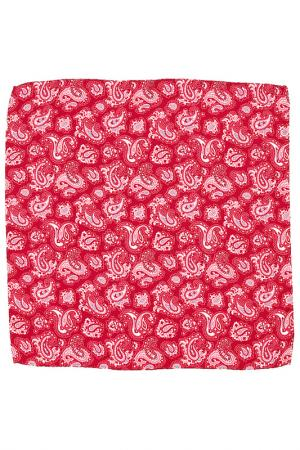Платок Pal Zileri. Цвет: красный