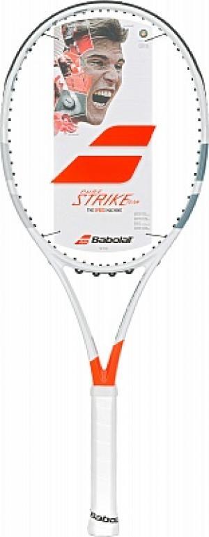 Ракетка для большого тенниса  Pure Strike Team Unstrung Babolat