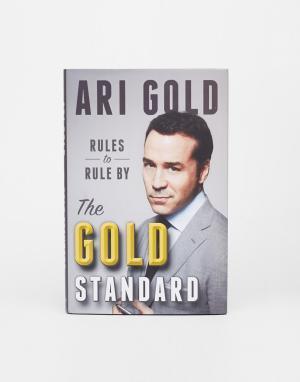 Books Книга Ari Gold Standard Entourage. Цвет: мульти