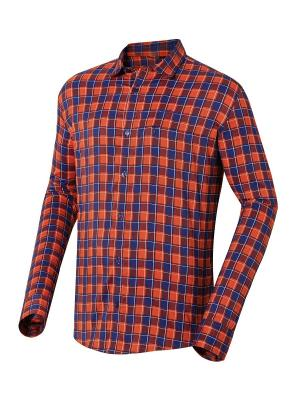Рубашка Odlo. Цвет: рыжий
