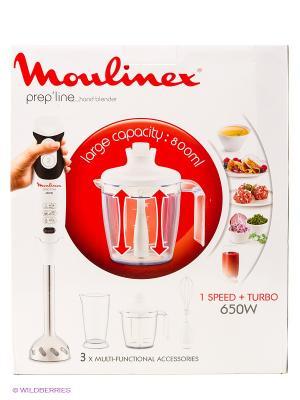 Блендер погружной Moulinex DD727130 650Вт. Цвет: белый