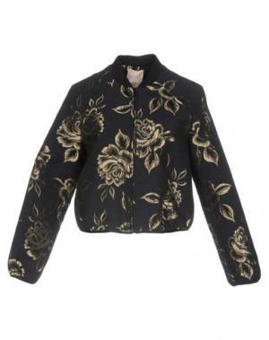 Куртка KARTIKA. Цвет: темно-синий
