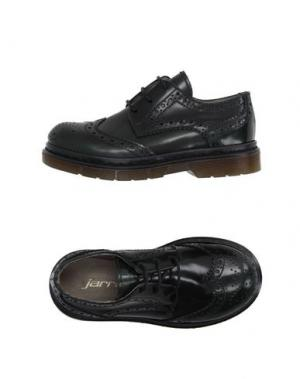 Обувь на шнурках JARRETT. Цвет: темно-зеленый