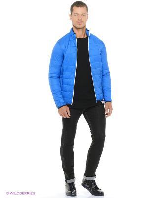 Куртка Cropp. Цвет: синий
