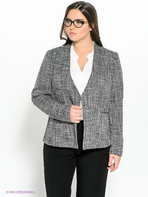 Пиджак New Look. Цвет: черный, белый