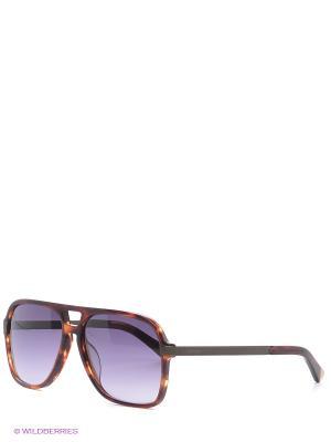 Солнцезащитные очки RY 509S 02 Replay. Цвет: коричневый