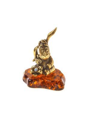 Фигура Ослик ИА Aztek. Цвет: желтый, коричневый, светло-оранжевый