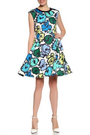 Платье Plenty by Tracy Reese. Цвет: мультицвет