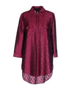 Pубашка KRISTINA TI. Цвет: пурпурный