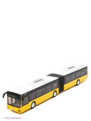 Автобус-гармошка SIKU. Цвет: желтый