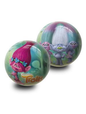 Мяч Тролли 23см Unice. Цвет: зеленый, розовый, синий