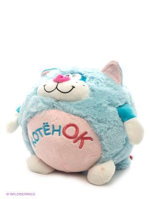 Котенок Круглик Fancy. Цвет: голубой
