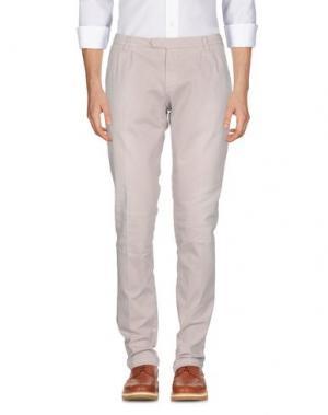 Повседневные брюки MANUEL RITZ. Цвет: бежевый