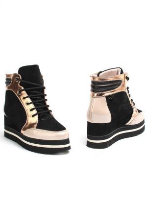 Ботинки Guido Sgariglia. Цвет: розовый