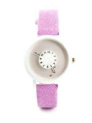 Часы 1Azaliya. Цвет: сиреневый